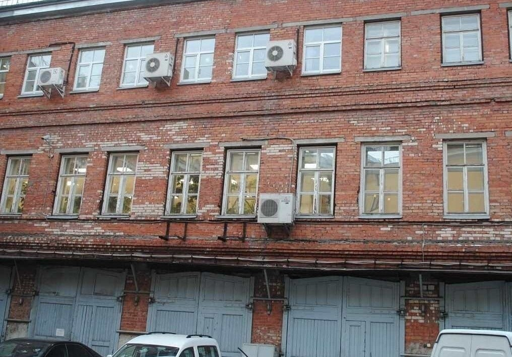 Работы по обследованию здания