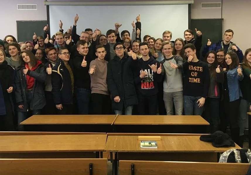 Знакомство студентов с BIM-технологиями
