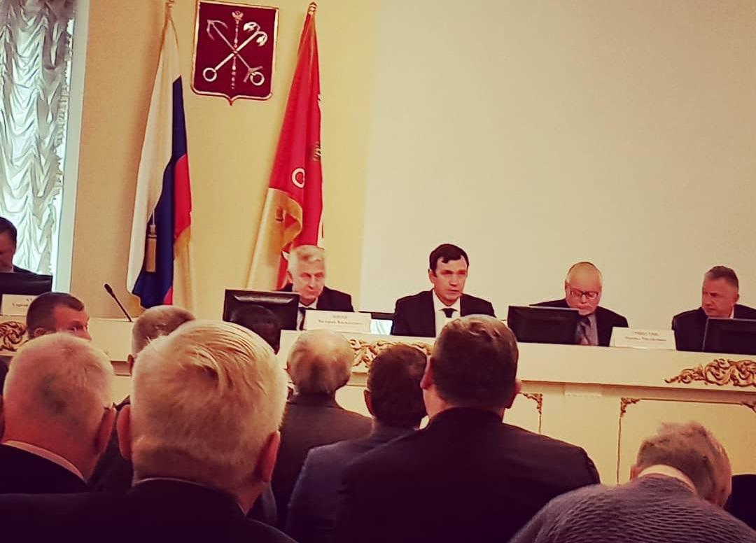 Заседание Научно-технических советов