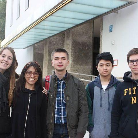 Достижения студентов ИСИ в обучении за границей.